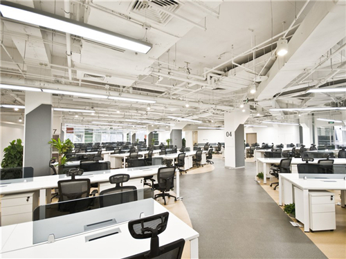 Why LED linear office suspended fixture?