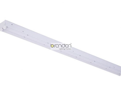 LED Batten Strip with dual lens