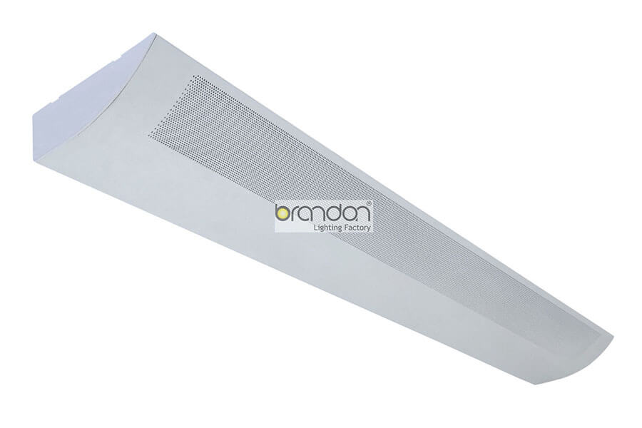 Why wall mounted LED luminaire?