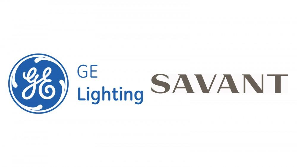 GE LIGHTING SOLD TO Savant