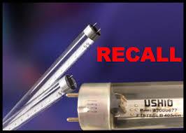 3天前 RTTNews Ushio America Recalls Indiglow LED T8 Lamps