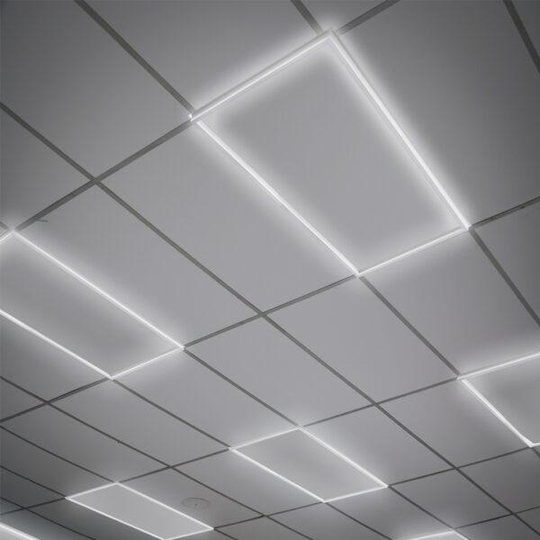 beyond LED grid panel light